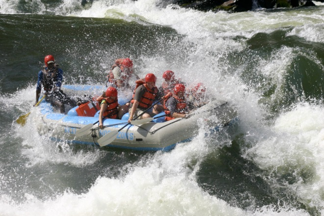 Image result for white water rafting wild horizons
