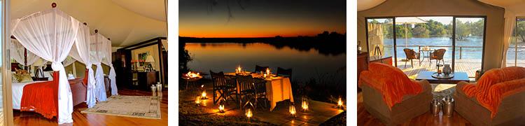 TP - Zambezi River Sands Camp